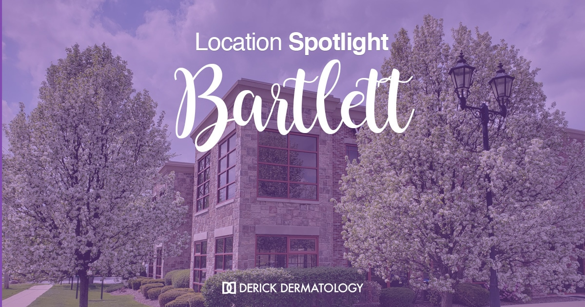 Derick Dermatology in Bartlett, Illinois