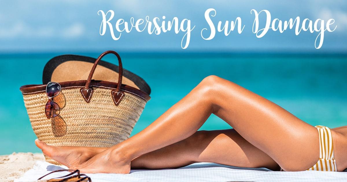 Reversing Sun Damage